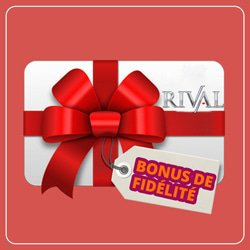 casino rival bonus fidelite