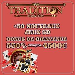 casino tradition tout vos jeux telechargement