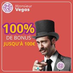 jouez en ligne sur casino monsieur vegas